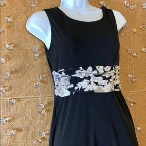 Black dress brand new with tag